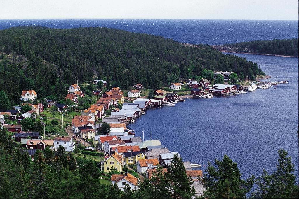 Eiland hoppen langs de Zweedse Hoge Kust