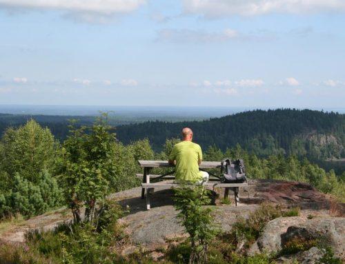 Baljåsen: het mooiste uitzicht van Dalsland, Zweden