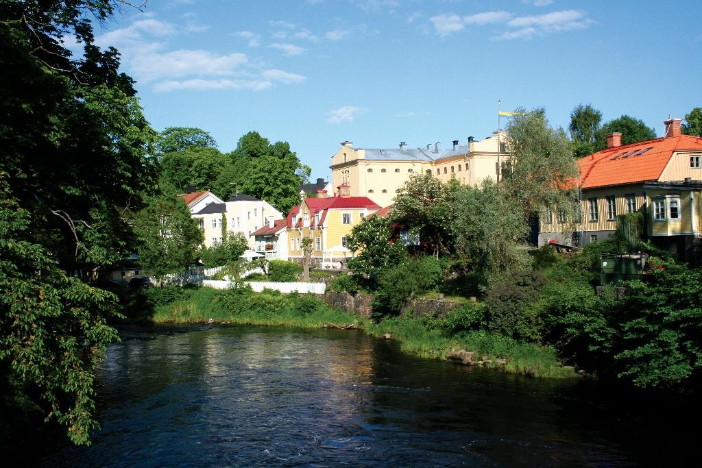 Ins & Outs Gävle, stad aan de rivier