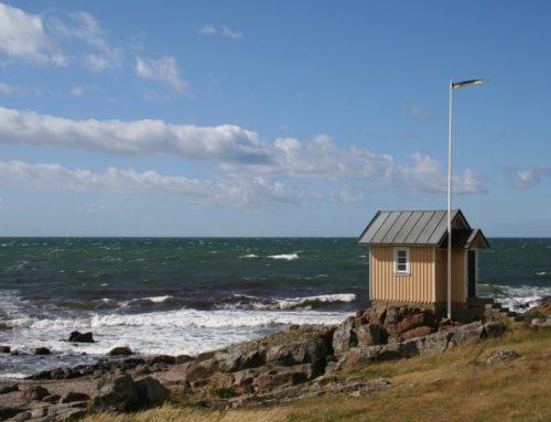 Torekov: wandelen langs de noordwestkust van Skåne