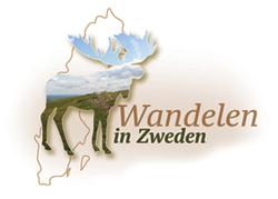 Wandelen in Zweden Logo