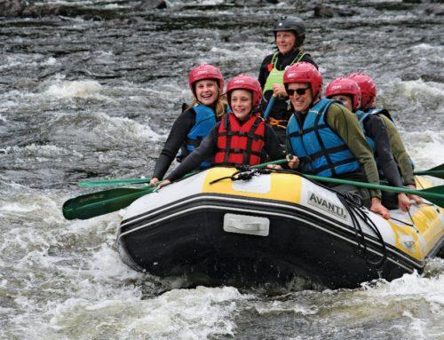 Actief in Idrefjäll