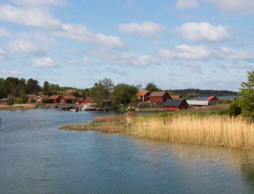 Op ontdekkingsreis door de archipel van Östergötland