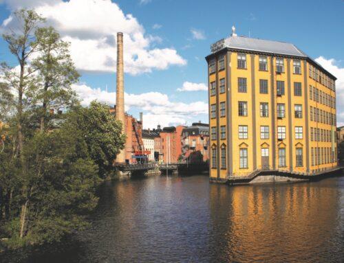 Ins & Outs Norrköping: van oude industrie naar trendy stad